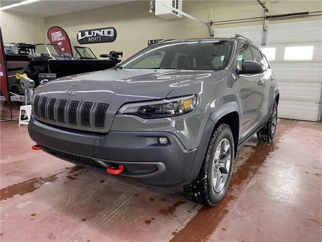 2019 Jeep Cherokee Trailhawk (Stk: T21-67A) in Nipawin - Image 1 of 18