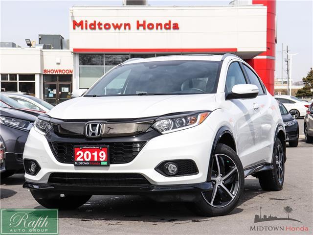 2019 Honda HR-V Sport (Stk: P14542) in North York - Image 1 of 28