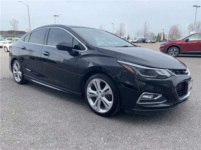 2018 Chevrolet Cruze Premier Auto (Stk: LL572381A) in Bowmanville - Image 1 of 18