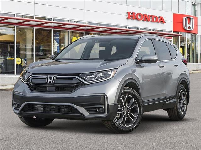 2021 Honda CR-V EX-L (Stk: 2M95140) in Vancouver - Image 1 of 16