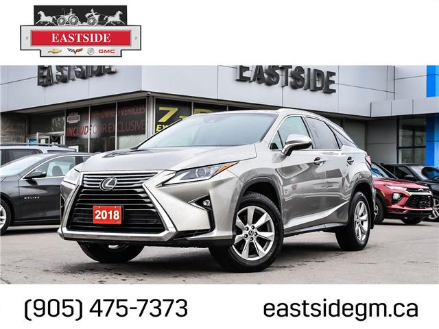2018 Lexus RX 350 Base (Stk: 140928B) in Markham - Image 1 of 29