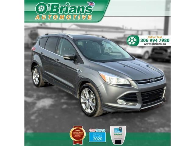 2014 Ford Escape Titanium (Stk: 14303A) in Saskatoon - Image 1 of 24