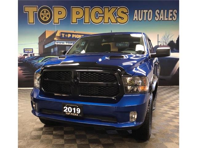 2019 RAM 1500 Classic ST (Stk: 574823) in NORTH BAY - Image 1 of 28