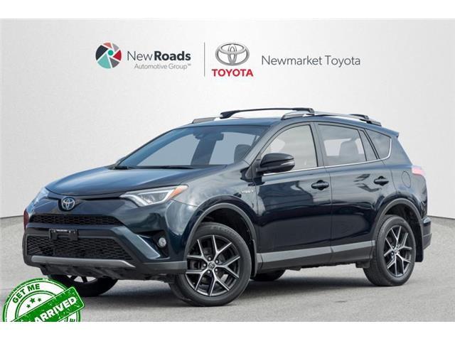 2018 Toyota RAV4 Hybrid SE (Stk: 360541) in Newmarket - Image 1 of 24