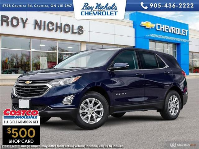 2021 Chevrolet Equinox LT (Stk: X345) in Courtice - Image 1 of 23