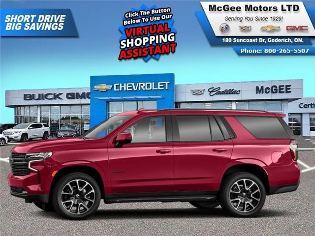 2021 Chevrolet Tahoe RST (Stk: 289603) in Goderich - Image 1 of 1