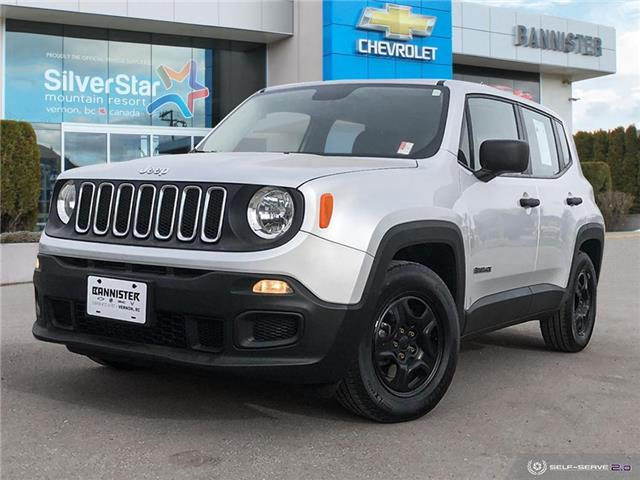 2015 Jeep Renegade Sport (Stk: 21238B) in Vernon - Image 1 of 26