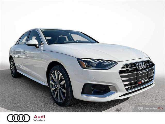 2021 Audi A4 40 Komfort (Stk: 21113) in Windsor - Image 1 of 30