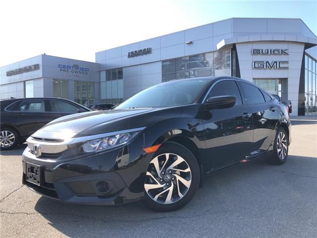 2017 Honda Civic EX (Stk: U027563) in Mississauga - Image 1 of 21