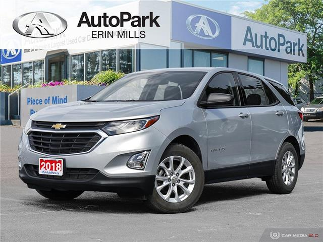 2018 Chevrolet Equinox LS (Stk: 287531AP) in Mississauga - Image 1 of 26