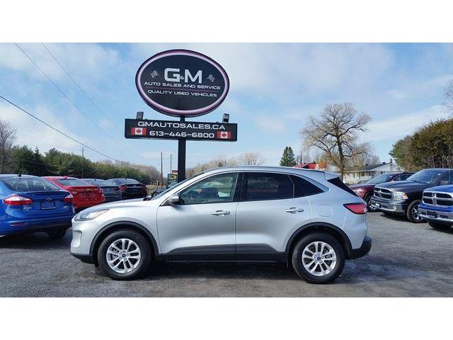 2020 Ford Escape SE (Stk: LUA13164) in Rockland - Image 1 of 12
