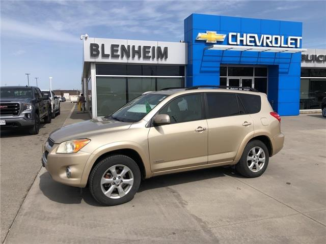 2010 Toyota RAV4 Limited V6 (Stk: M171A) in Blenheim - Image 1 of 11