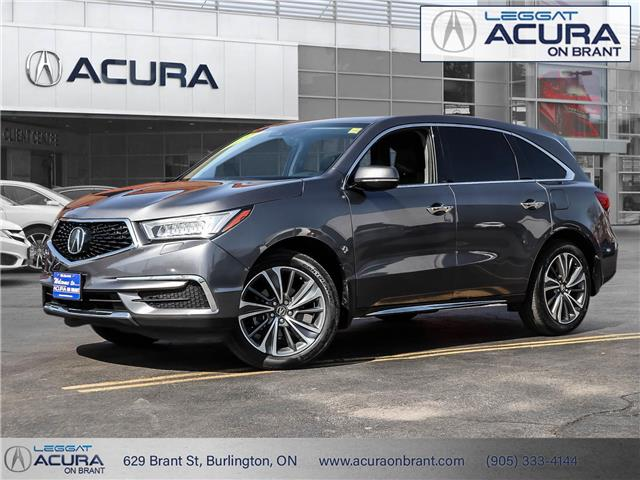 2019 Acura MDX Tech (Stk: 4458) in Burlington - Image 1 of 30