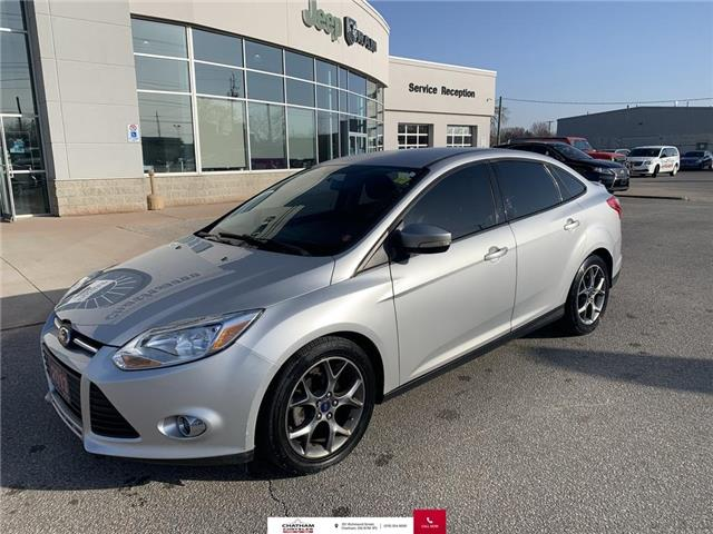 2013 Ford Focus SE (Stk: N04958AA) in Chatham - Image 1 of 23
