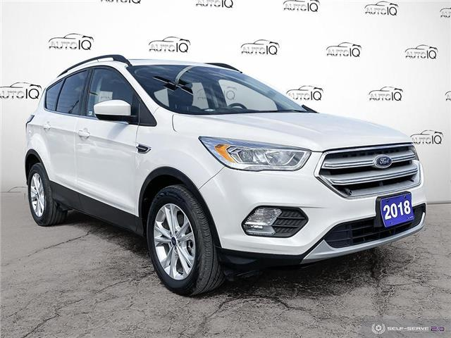 2018 Ford Escape SEL (Stk: 0764A) in St. Thomas - Image 1 of 30
