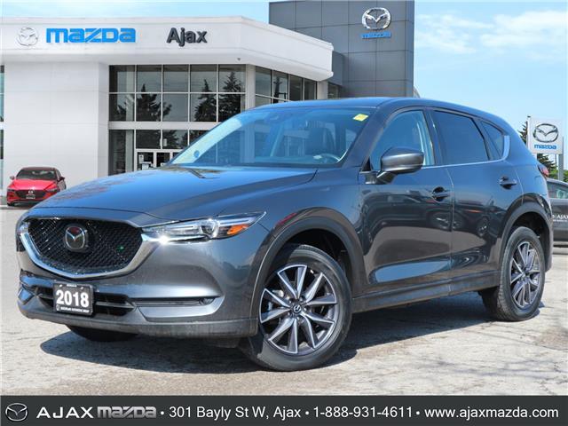 2018 Mazda CX-5 GT (Stk: P5747) in Ajax - Image 1 of 29