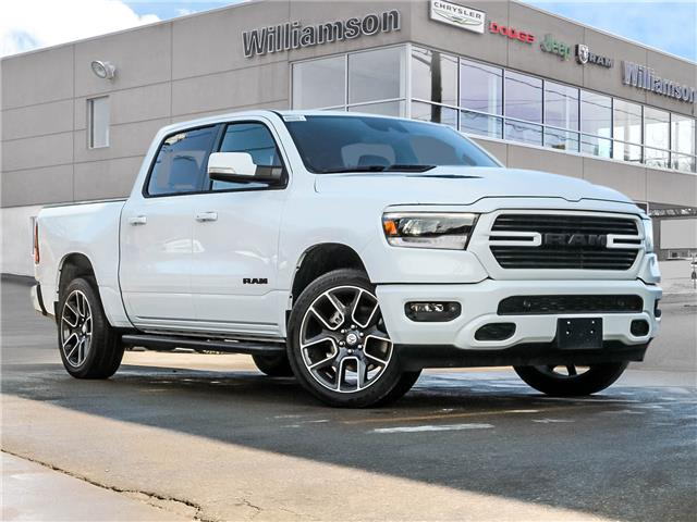 2021 RAM 1500 Rebel (Stk: 003-21) in Lindsay - Image 1 of 26