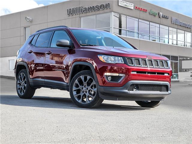 2021 Jeep Compass North (Stk: 036-21) in Lindsay - Image 1 of 26