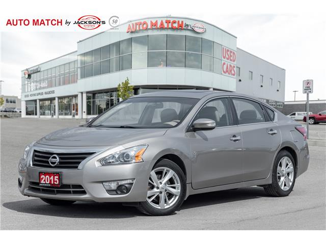 2015 Nissan Altima  (Stk: U5807) in Barrie - Image 1 of 22