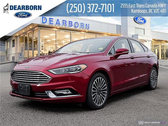 2017 Ford Fusion SE (Stk: DM065A) in Kamloops - Image 1 of 26