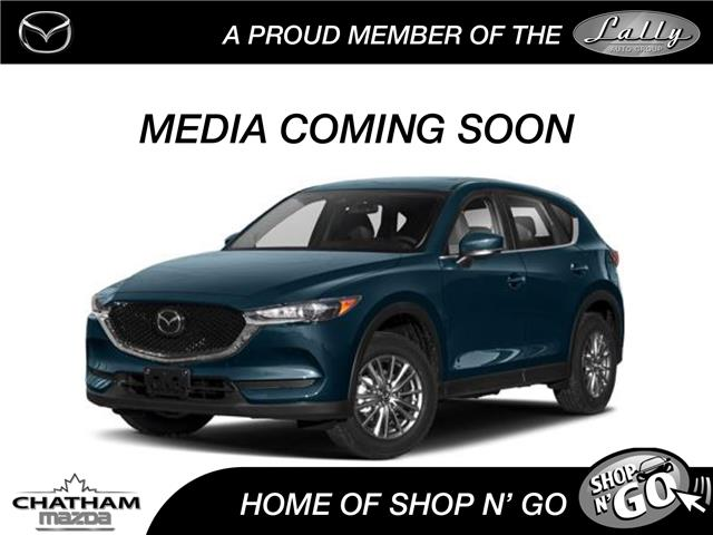 2021 Mazda CX-5 GS (Stk: NM3477) in Chatham - Image 1 of 9