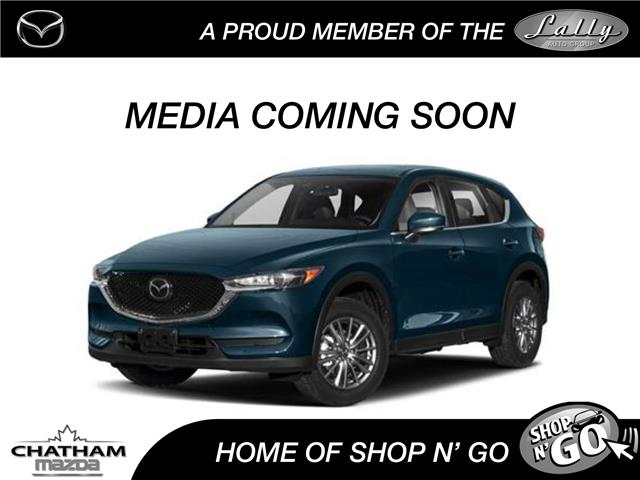 2021 Mazda CX-5 GS (Stk: NM3483) in Chatham - Image 1 of 10