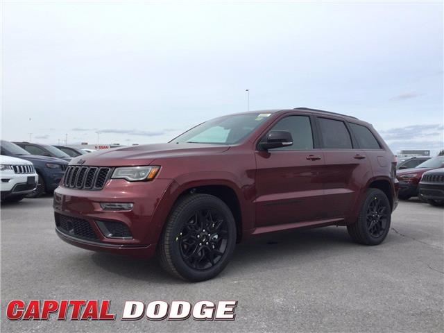 2021 Jeep Grand Cherokee Limited (Stk: M00359) in Kanata - Image 1 of 24