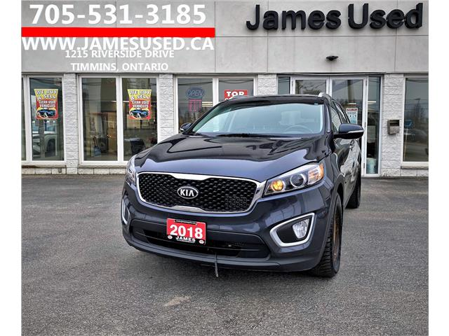 2018 Kia Sorento 2.0L LX (Stk: N21178A) in Timmins - Image 1 of 14
