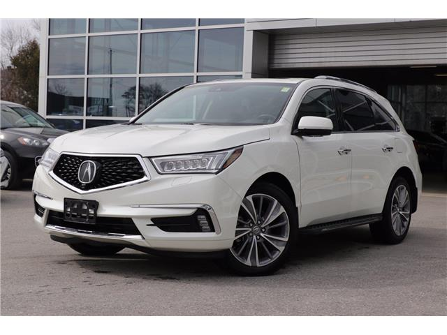 2018 Acura MDX Elite Package (Stk: P19582) in Ottawa - Image 1 of 10