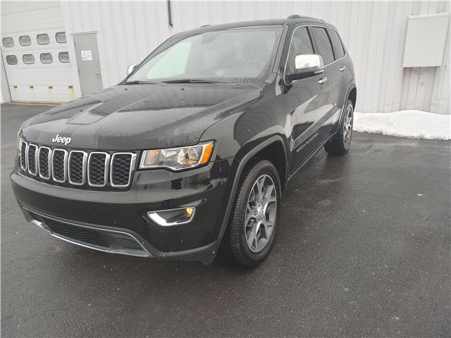 2019 Jeep Grand Cherokee Limited (Stk: NPU1403) in St. John\'s - Image 1 of 22