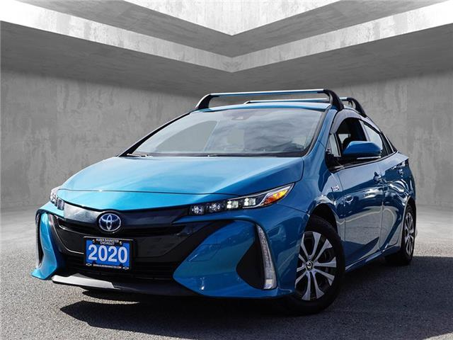 2020 Toyota Prius Prime  (Stk: 9711A) in Penticton - Image 1 of 21