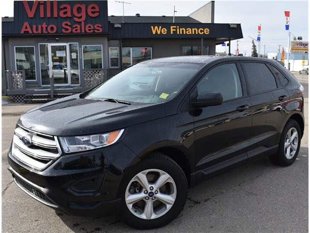 2018 Ford Edge SE (Stk: P38252) in Saskatoon - Image 1 of 18