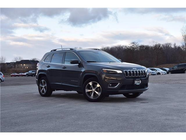 2019 Jeep Cherokee Limited (Stk: 21141A) in London - Image 1 of 24