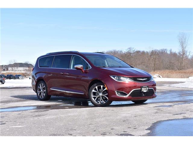 2017 Chrysler Pacifica Limited (Stk: 21254A) in London - Image 1 of 25