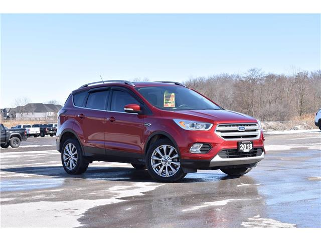2018 Ford Escape Titanium (Stk: 20690A) in London - Image 1 of 23