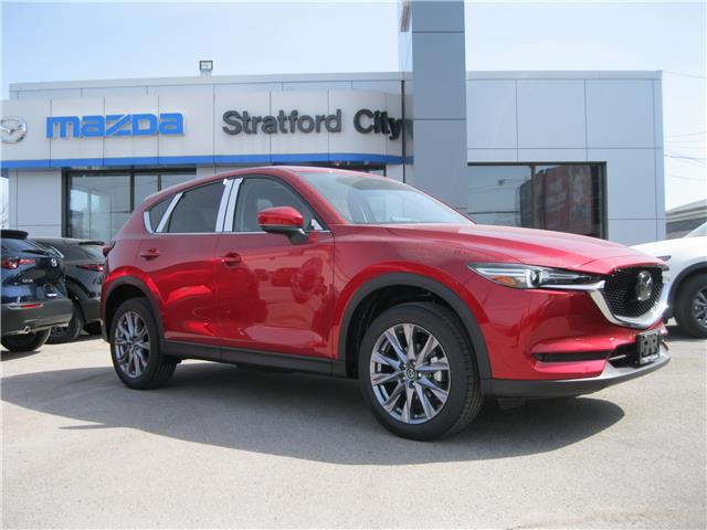 2021 Mazda CX-5 GT (Stk: 21069) in Stratford - Image 1 of 13