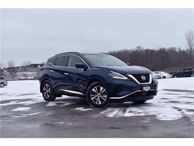 2020 Nissan Murano SV (Stk: U9542) in London - Image 1 of 21