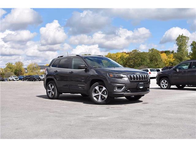 2021 Jeep Cherokee Limited (Stk: 21013) in London - Image 1 of 20