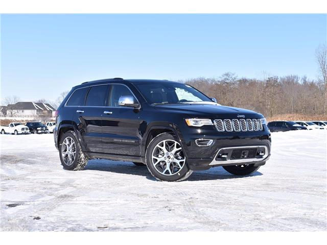 2021 Jeep Grand Cherokee Overland (Stk: 21261) in London - Image 1 of 22