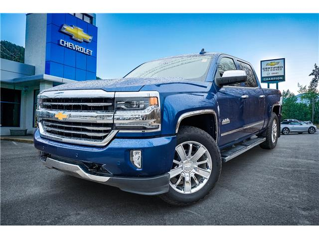2018 Chevrolet Silverado 1500 High Country (Stk: P21-86) in Trail - Image 1 of 23