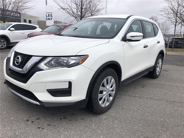 2017 Nissan Rogue S (Stk: HC753779L) in Bowmanville - Image 1 of 12