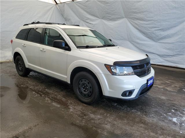 2016 Dodge Journey SXT/Limited (Stk: U2129) in Thunder Bay - Image 1 of 12