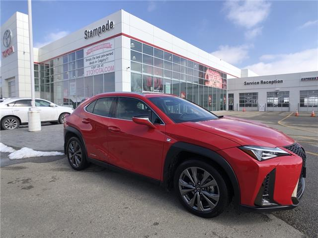 2019 Lexus UX 250h Base (Stk: 9365A) in Calgary - Image 1 of 24
