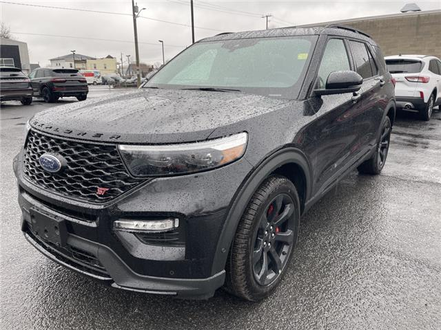 2021 Ford Explorer ST (Stk: 21073) in Cornwall - Image 1 of 14