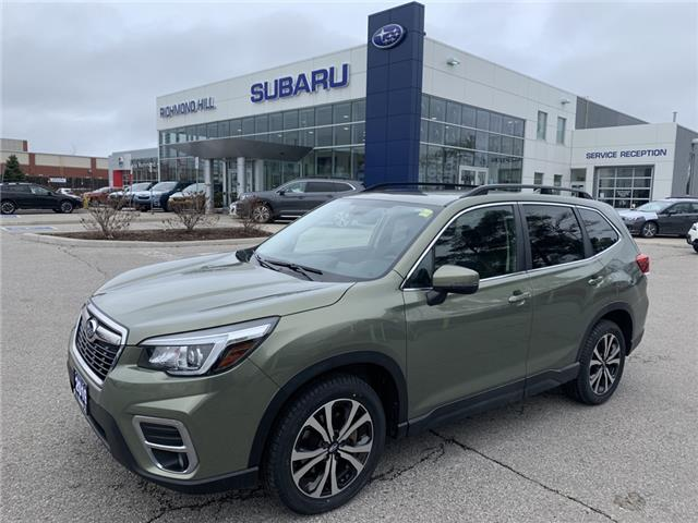 2019 Subaru Forester 2.5i Limited (Stk: LP0550) in RICHMOND HILL - Image 1 of 13