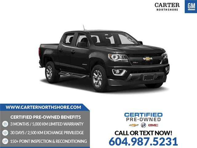 Used 2017 Chevrolet Colorado Z71 SIDE STEPS - HEATED PWR SEATS - FOG LIGHTS - North Vancouver - Carter GM North Shore