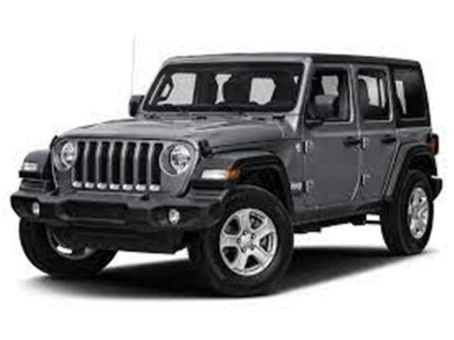 2021 Jeep Wrangler Unlimited Sport (Stk: 48401906) in Red Deer - Image 1 of 1