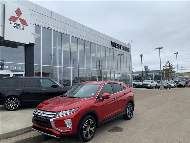 2018 Mitsubishi Eclipse Cross SE (Stk: E20167A) in Edmonton - Image 1 of 24