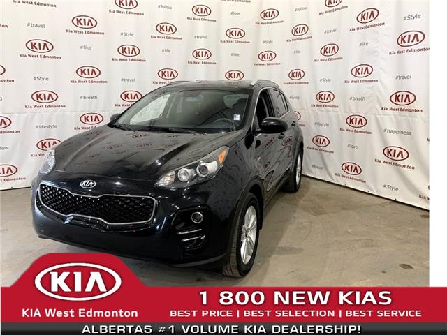 2017 Kia Sportage LX (Stk: 22879A) in Edmonton - Image 1 of 22