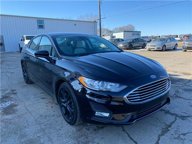 2020 Ford Fusion SE (Stk: 21U128) in Wilkie - Image 1 of 22